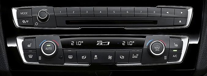 Revisión Del Aire Acondicionado BMW